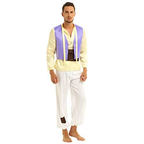 - Arabische König Kostüm
