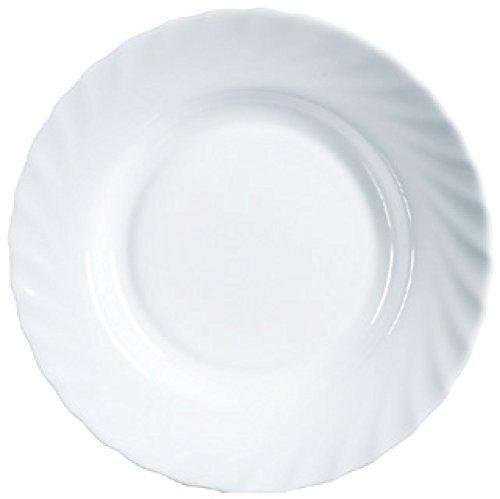 Luminarc 9229648 - Assiettes Creuses Trianon 22,5Cm (1)