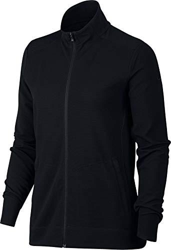 Nike Damen Dri-Fit UV Jacke, Black, S