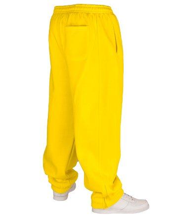 Pantaloneschándal amarillos