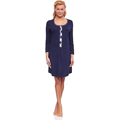 Italian Fashion IF Camicie da Notte per Allattamento Zyta 0111