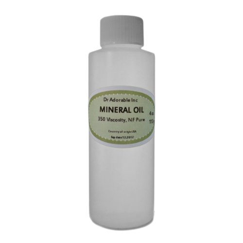 Mineral Oil 350 Viscosity Nf 4 Oz