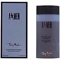 Preisvergleich für Thierry Mugler A*Men Hair & Body Shampoo 200ml/6.8oz - Haarpflege