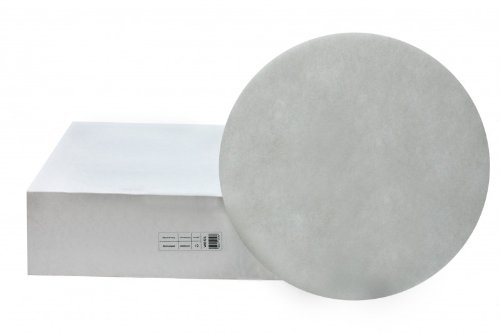 5 Stück Superpad Schleifpad 406 mm weiß