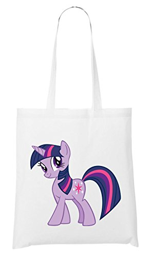 Twilight Pony Sac Blanc