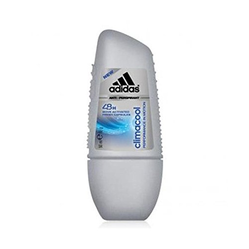 Männer Deo Roll (adidas Climacool Damen Deodorant Roll-on, 3er Pack (3 x 50 ml))
