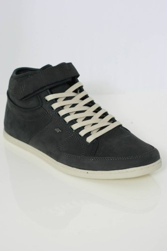 BOXFRESH Switch Leather Herren Stiefel EBFM0099BD5 Blau