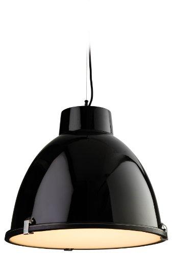 firstlight-e27-edison-screw-100-watt-manhattan-pendant-black