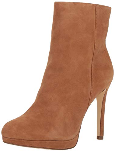 Nine West Women's Quanette Suede Ankle Boot,