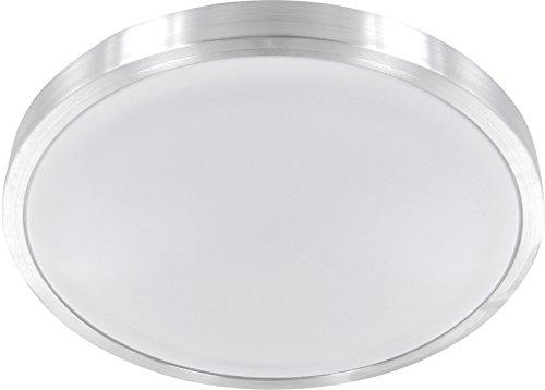 Plafoniere A Led Per Bagno : Plafoniera led in alluminio ip da bagno w lm