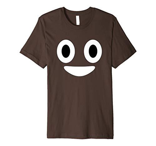Halloween Poop Emoji-Kostüm T Shirt