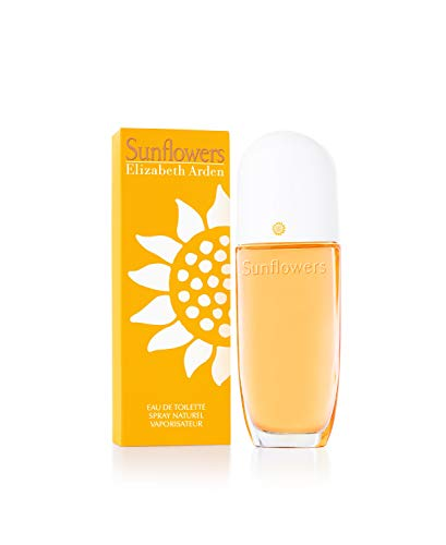 ELIZABETH ARDEN Sunflowers Women femme / woman,Eau de Toilette, 100 ml