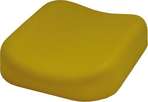 Sunroyal Kopfpolster fürs Solarium (12 x 15 x 3 cm, gelb)