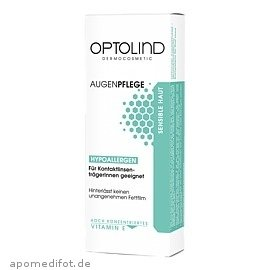 Optolind Soin pour les yeux 15 ml