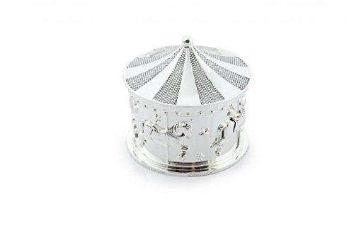 Frazer & Haws Carousel Musical Box