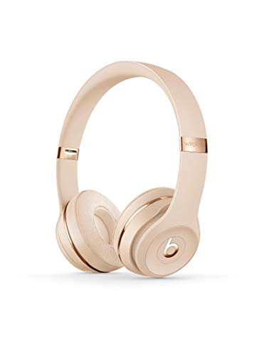 Cuffie Beats Solo3 Wireless - Oro satinato
