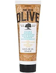 Korres Olive Nährende Haarmaske,1er Pack (1 x 125 ml)