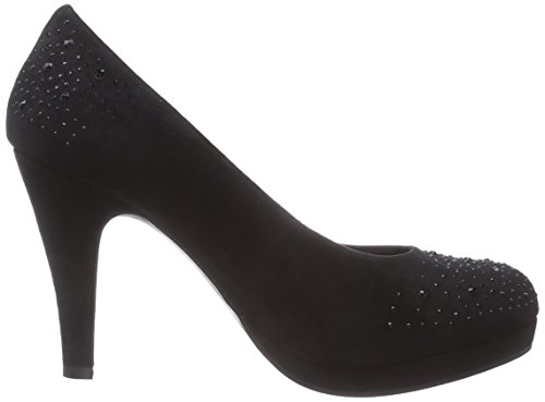 Jane Klain 224 745 Damen Plateau Pumps Schwarz (Black 008)