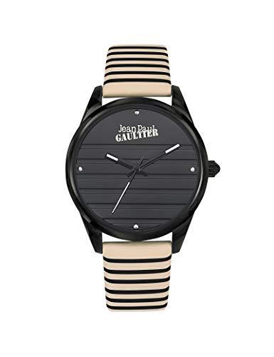 Reloj Jean-Paul Gaultier Piel Mujer Beige