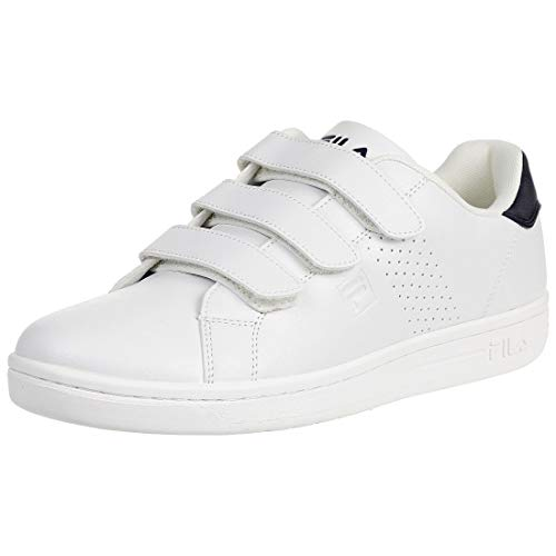 Fila Crosscourt 2 Klett Low Men Sneakers Fitness White