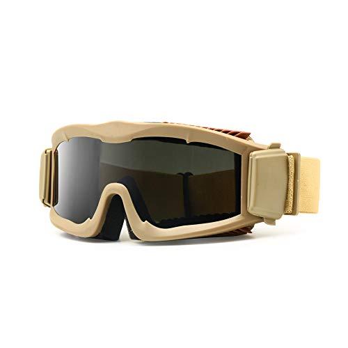 Militaire Alpha Ballistic Goggles Tactique