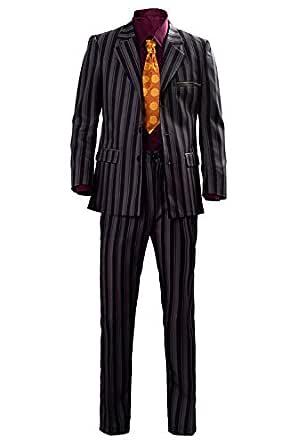 JoJo/'s Bizarre Adventure Leone Abbacchio Men/'s Cosplay Costume Suit Uniform