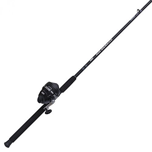 Zebco Spin Cast Reel (Combo), 7 ft. by Zebco (Cast Reel)
