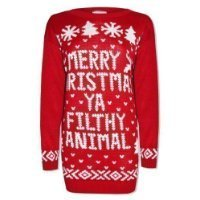 Amberclothing - Herren Damen Pullover Neuheit Weihnachten Pullover