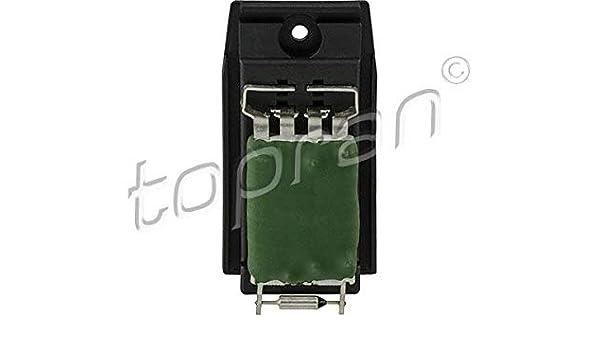 Ford Focus Daw Dbw Dfw Dnw 1998-2005 Heater Blower Motor Resistor