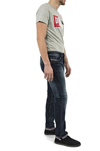 Diesel Herren Slim Jeans Thommer Blau