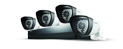 Samsung SDS-P3042 Kit de Caméras de surveillance