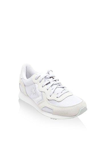 Converse - Auckland Racer Ox, Sneaker Uomo Grigio/Bianco