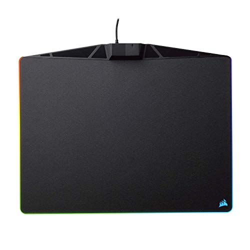 CORSAIR MM800 (CH-9440020-NA) Polaris RGB Mouse Pad-USB Passthrough