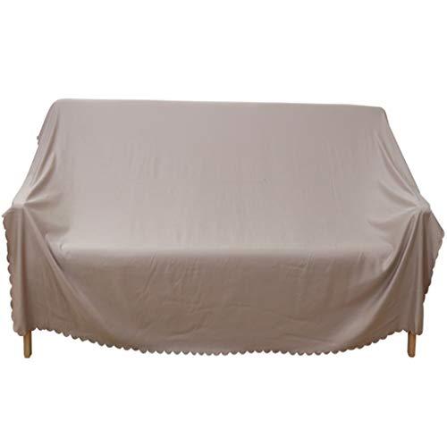Zelte Möbel Staubschutz Dush Sheets Staubtuch Sofa Cover Cloth Möbel Asche Tuch Staub Bettdecke Home, mehrere Größen (Color : Brown, Size : 2×3m) - Asche-möbel