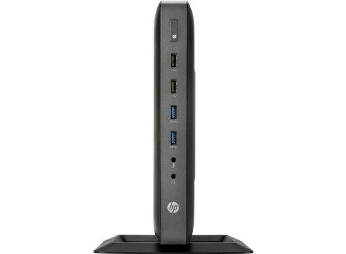 HP Flexible Thin Client T620 - AMD G-Series GX-217GA 1.65 GHz - 4 GB RAM - 16 GB SSD F5A50AT#ABA