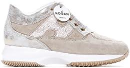 scarpe hogan argento