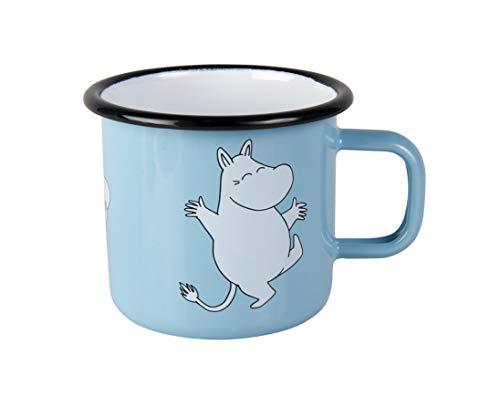 Moomin Tasse Bleu Clair 0,25 cl