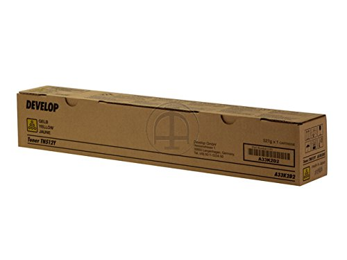 Preisvergleich Produktbild Develop A33K2D2 Ineo+454 TN512Y Toner, 26000 Seiten, gelb