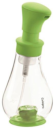 Cuisipro Seifenschaumspender, plastik, grün, 8.5 x 8.5 x 20.5 cm (Dispenser-grün Hand Soap)
