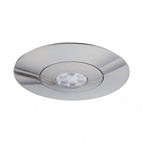 JCC chimeneas LED7/led3convertidor placa níquel cepillado