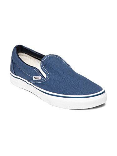 Vans Men Blue Classic Slip On Casual Shoes (3 UK)  available at amazon for Rs.1649