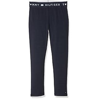 Tommy Hilfiger Baby Girls' M Ame Leggings, Blue (Black Iris 002),Manufacturer Size:6