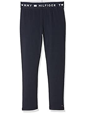 Tommy Hilfiger M Ame S Legging, Pantalones para Niñas