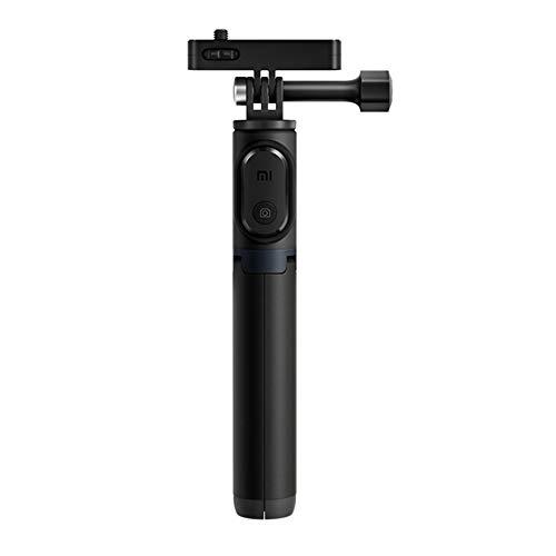 Handheld-Freisprecheinrichtung Wireless Auto erweiterbar Selfie Stick rutschfeste Silikongriff für 3,5-6 Zoll Telefon -
