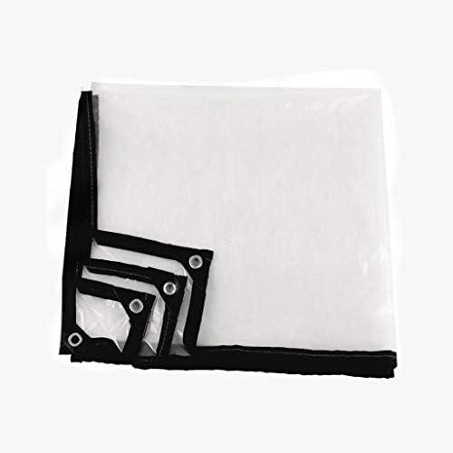 Telone tarps Tela impermeabilizzante trasparente anti-congelamento impermeabile in in in tela panno di plastica trasparente ispessimento anti-congelamento È ampiamente usato (dimensioni   2  4m) | lusso  | Vari disegni attuali  58a088