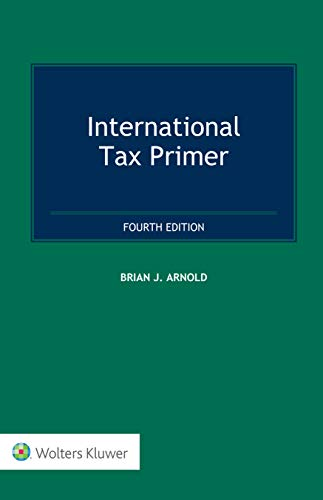 International Tax Primer - Handels Des Internationalen Finanzierung
