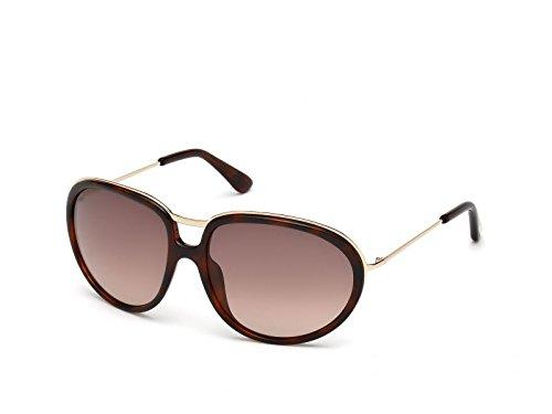 Tom Ford Herren Sonnenbrille Mehrfarbig 52F Einheitsgröße