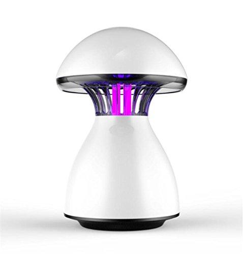 Moskito-Lampe Fly Zapper Repellent Falle Moskito-Mörder-Lampen-Insekten-Moskito-Hohe Leistungsfähige Saug-Art