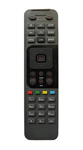 Upix DTH Remote Without Recording Feature, Works with Airtel DTH Set Top  Box, Compatible with All TV/LCD/LED