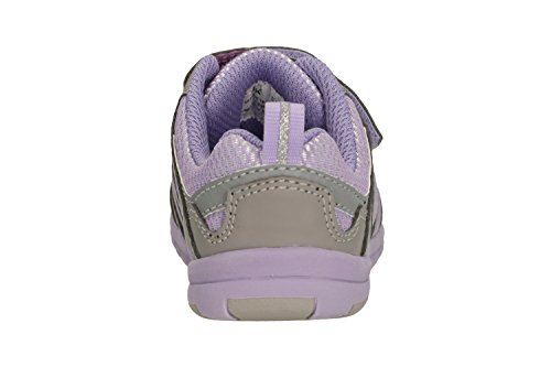 Clarks Boys First Move Azon chaussure Violet - violet